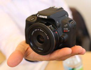 Riparazione di un prodotto Canon
