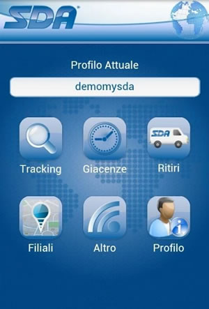 App SDAMobile