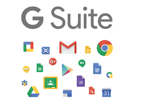 Google G Suite assistenza