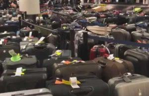 Bagagli smarriti Ryanair