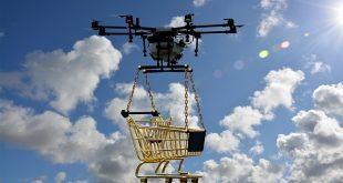 Droni per la consegna di pacchi, in Australia le prime proteste