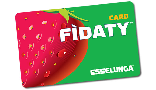 Fidaty Card Esselunga