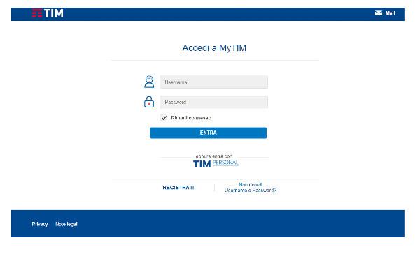 MyTIM Online