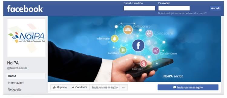 NoiPa facebook