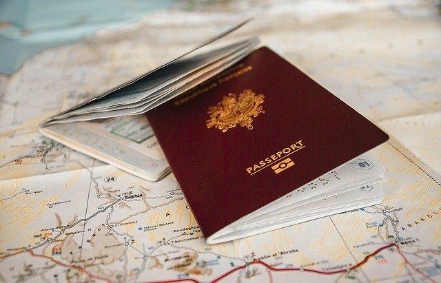 Richiedere il passaporto