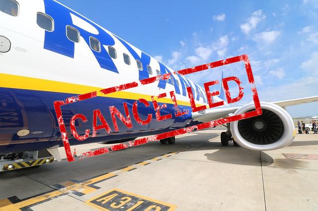 Rimborso biglietto Ryanair