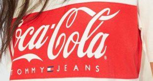T-shirt, maglie e felpe Tommy Jeans con il logo Coca Cola